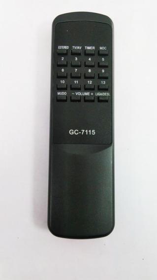 Controle Remoto Mitsubishi Tl65(003/cr0047)