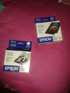 Tintas Epson 777