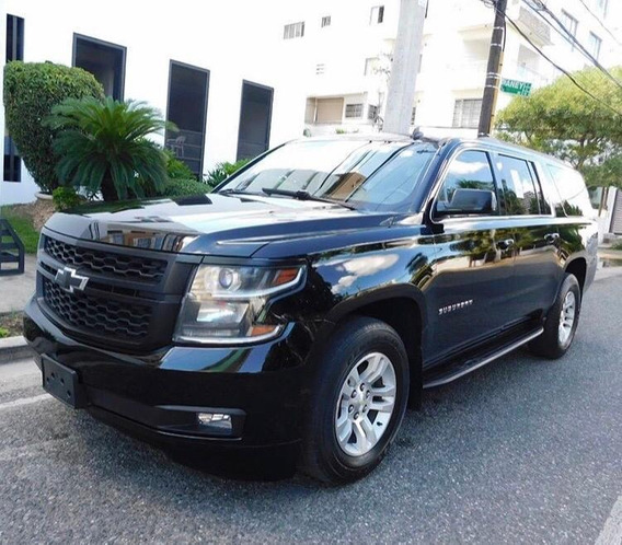 Chevrolet Suburban 2016 Impecable