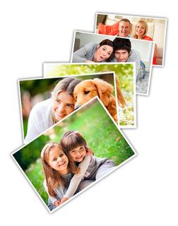Impresión Revelado Digital 13x18cm Pack 100 Fotos