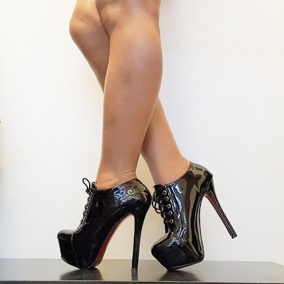 Booties Charol Mia Cavalli