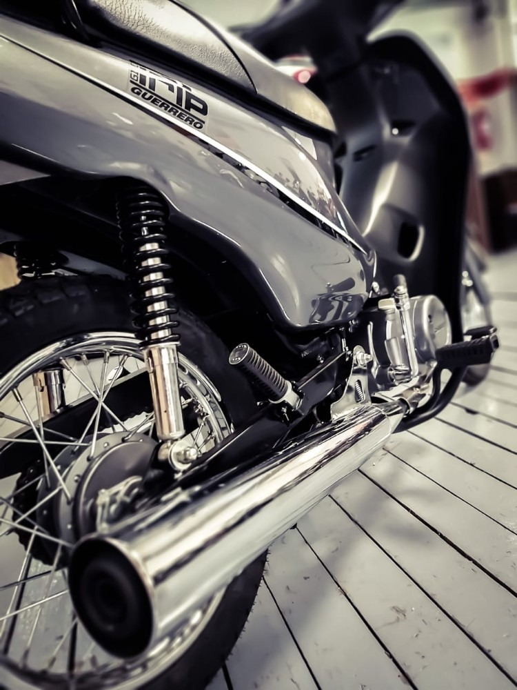 Moto Guerrero Gr 150 12.000km | Mercado Libre