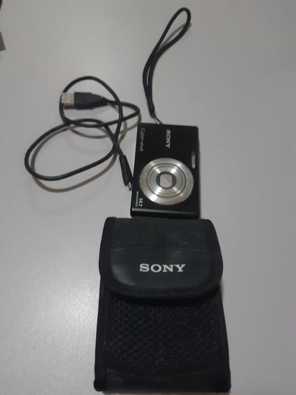 Câmera Sony Cyber-shot Dsc-w550 14.1 Mega Pixels