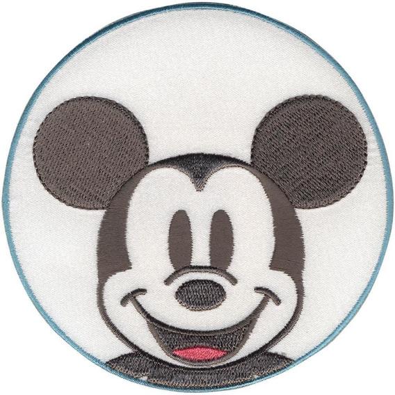 Parche Bordado Para La Ropa De Mickey In Circle Disney®