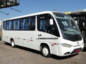 Micro Ônibus Rodov. Com Ar Condicionado Vw Ano 10/10 28l.