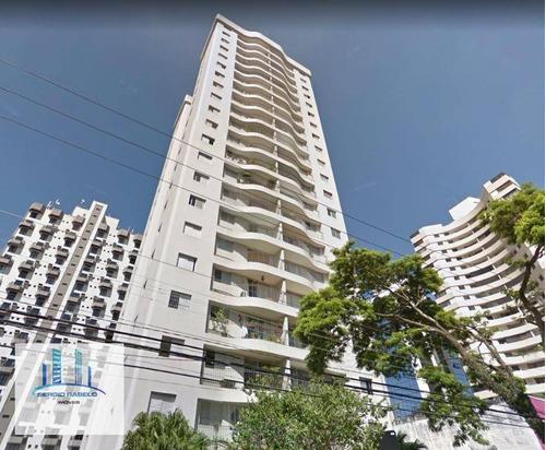 Imagem 1 de 9 de Apartamento Com 2 Dormitórios À Venda, 80 M² Por R$ 900.000,00 - Moema - São Paulo/sp - Ap0421