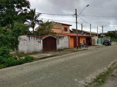 Excelente Terreno No Belas Artes, Em Itanhaém, Litoral Sul