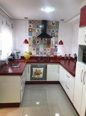 Cobertura À Venda, 96 M² Por R$ 320.000,00 - Jardim Santo Alberto - Santo André/sp - Co4292