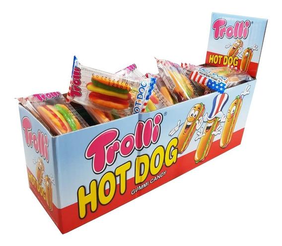 Trolli Hot Dog (promo Pack X10un) - Barata La Golosineria