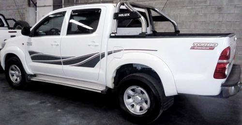 Toyota Hilux 3.0 Sr 2015 4x2 Apto Credito Uva!