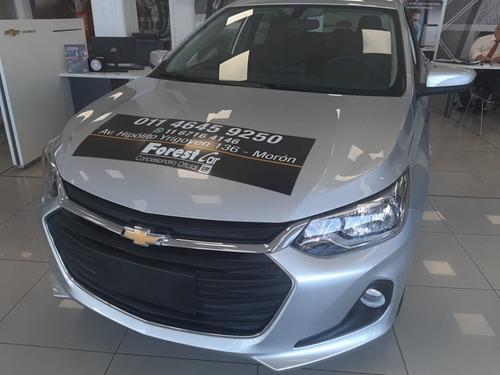 Chevrolet Onix Plus 1.2 Lt Tech On Star 0km#7