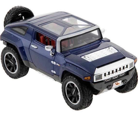 Hummer Hx Concept Maisto 1:18 Carros Miniaturas Réplicas