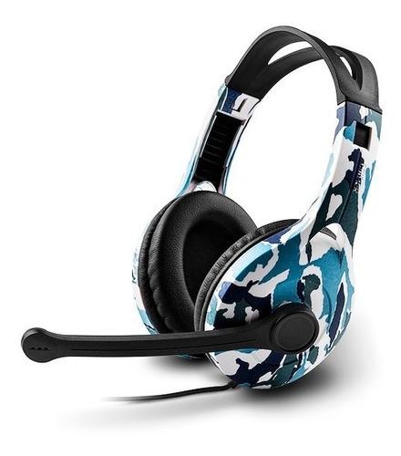 Headset Audifonos Microfono Gamer Edifier K800 Camouflage
