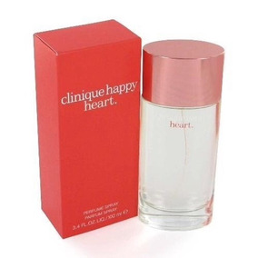 Perfume Clinique Happy Heart 100ml Para Mujer