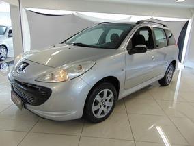 Peugeot 207 Sw Xr 1.4 8v Flex 4p 2011