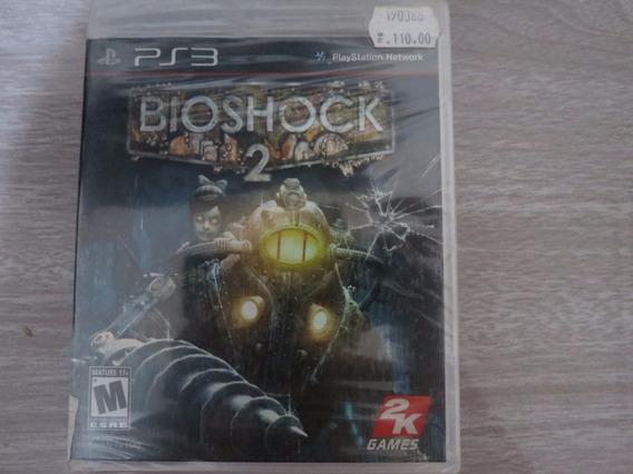 Bioshock 2 Sony Ps3 Playstation 3 - 2k