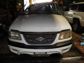 Gm Chevrolet Blazer 4.3 V6 1998 Sucata P/ Peças Motor Caixa