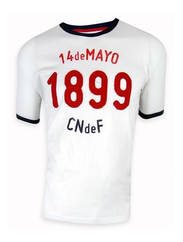 Camiseta Centrojás | 14 De Mayo | Club Nacional De Football