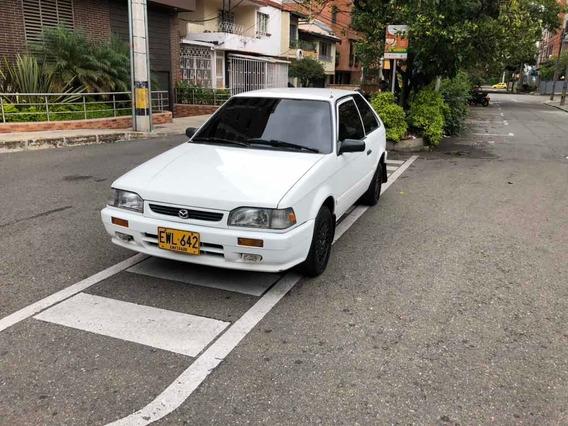Mazda 323 1998 Inyección
