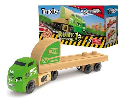 Imagen 1 de 10 de Trencity Runy- Colección Turbo- Tienda Oficial -