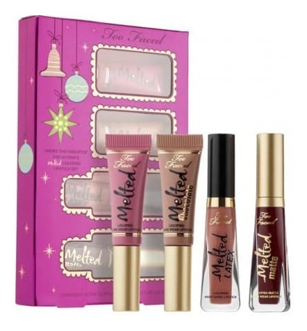 The Ultimate Liquified Lipstick Set Too Faced