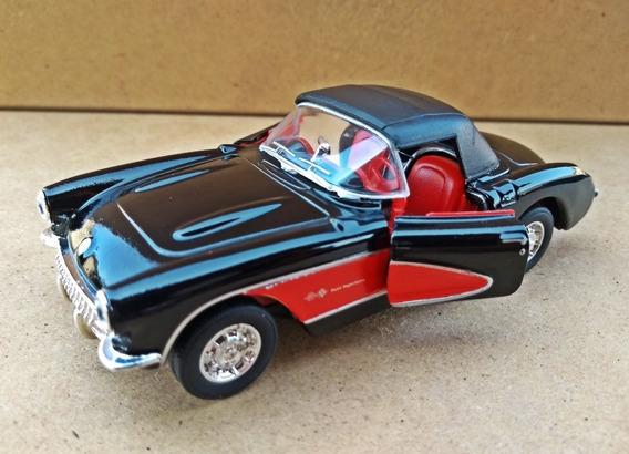 Miniatura Chevrolet Corvette 1957 - Escala 1/32
