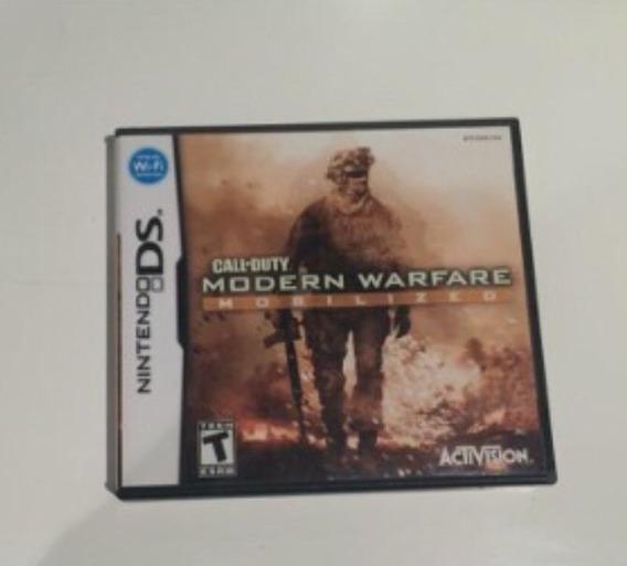 Modern Warfare Mobilized Para Ds Nintendo