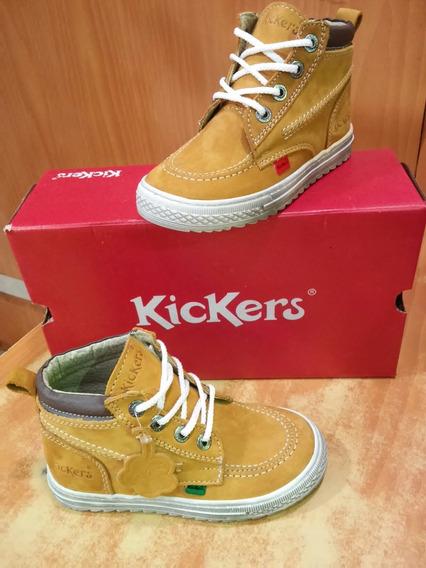 Botines De Niños Kickers Originales