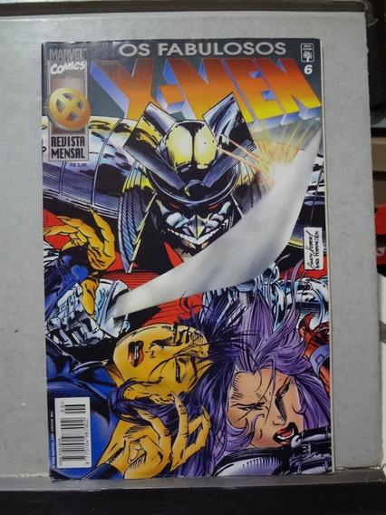 Gibi Hqs Os Fabulosos X - Men Nº 6 A Caixa De Pandora