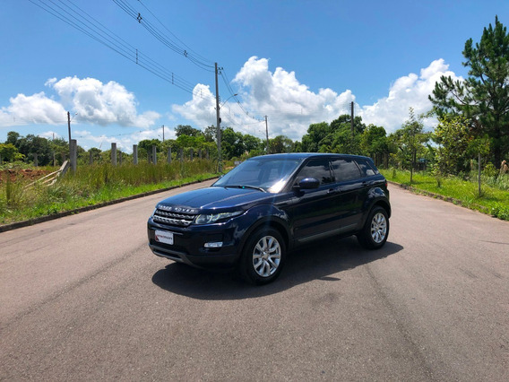Range Rover Evoque Pure - 2015