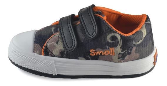 Zapatilla Abrojo Camuflado Small Shoes Envío Gratis