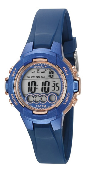 Relógio De Pulso Infantil Masculino Speedo 65099l0evnp2