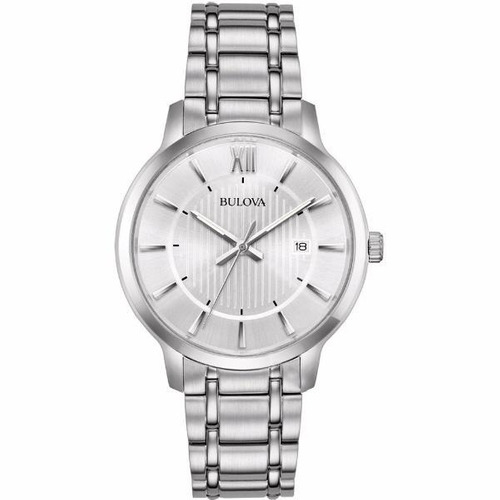 Imagen 1 de 6 de Reloj Bulova Classic Dress 96m141 Dama E-watch