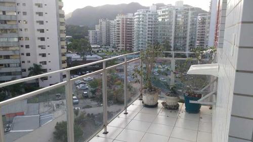 Imagem 1 de 15 de Apartamento-à Venda-barra Da Tijuca-rio De Janeiro - Svap30129