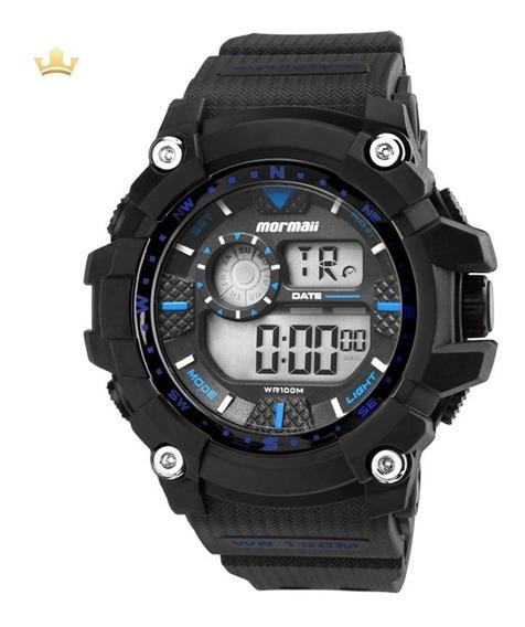 Relógio Mormaii Masculino Mo3530a/8a C/ Garantia E Nf