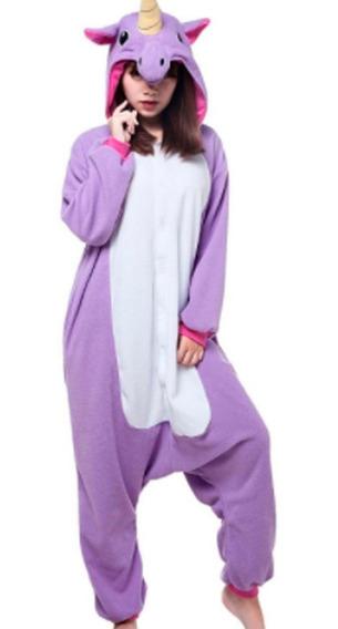 Kigurumi Pijama Mameluco Unicornio Niñas