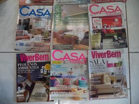 Revist Casa E Jardim/casa Claudia/paisagismo/fengshui/astral