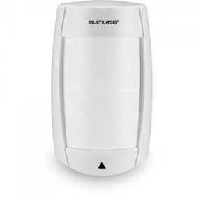 Sensor Ir Infra Passivo Pet 40 Kg Se 411 Branco Multilaser