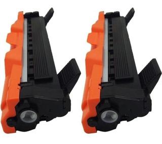 2 Toner Eco Tn-1060 Hl1202-1212w-1112-1602-1810-1617w Nueva!