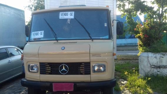 Mercedes-benz 608d 1985