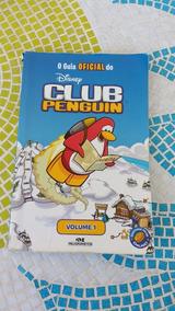 Guia Oficial Do Club Penguin + Livro De Piadas Oficial
