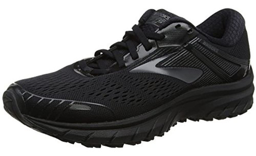 Zapatillas De Running Brooks Adrenaline Gts 18 Hombre Negro