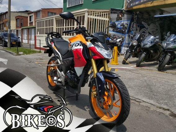 Honda Cb 190r 2018 Repsol Como Nueva Recibo Tu Moto @bikers