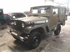 Jeep Ika Militar
