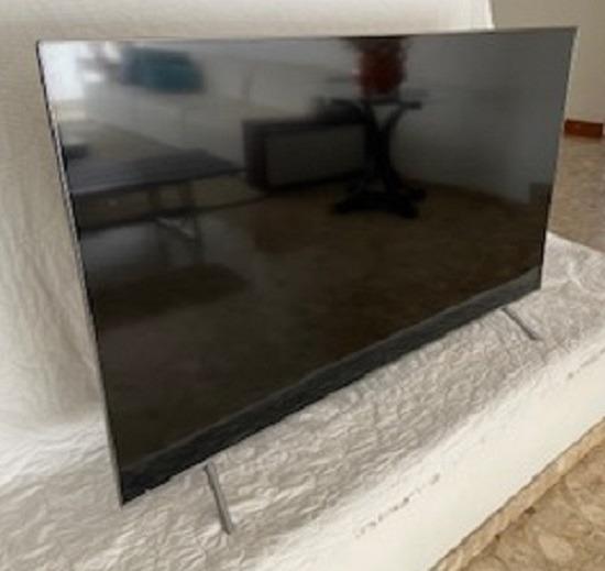 Smart Tv Qled 55 Samsung 4k/ultra Hd Q6fn - Mostruário