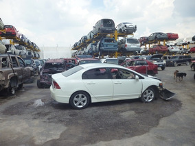 Civic 2006 Accidentado Motor 1.8 Partes