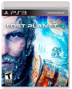 Jogo Lost Planet 3 Original Ps3 Playstation 3 Mídia Física