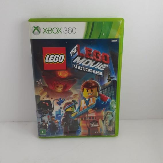 Lego The Movie Video Game Jogo Para Xbox 360 Mídia Física