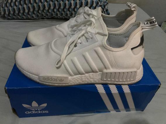adidas Nmd R1 Branco White Novo