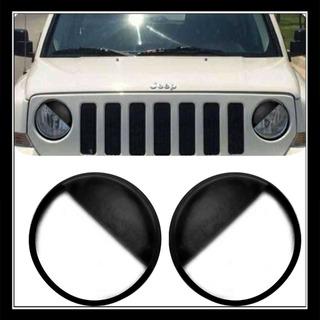 Cejas Angry Eyes Para Jeep Patriot
